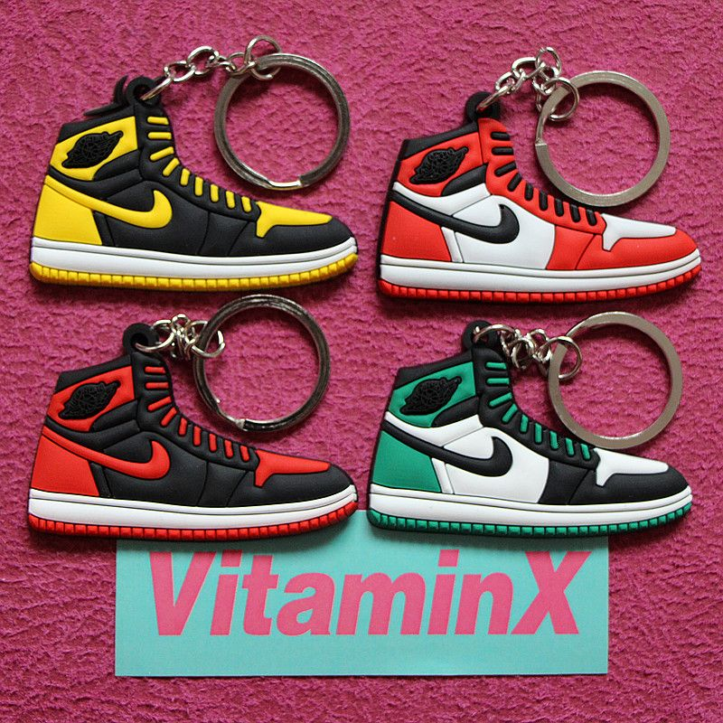 Air Jordan Retro 1 KeyChain (4 Colors