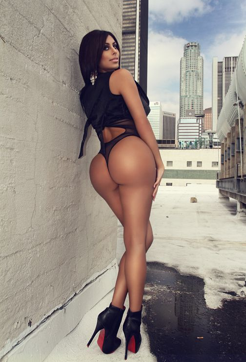 Big booty latina hoe