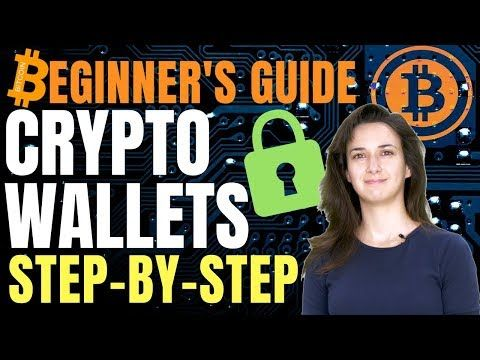 What is a cryptocurrency wallet for beginners