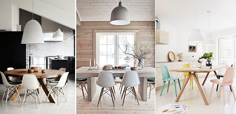 comedor estilo escandinavo Claves para decorar un comedor de estilo ...