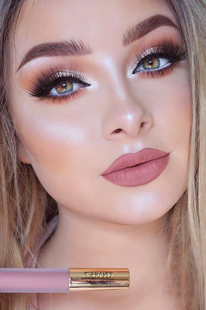 80+ Wonderful Prom Makeup Ideas - Number 16 Is Abs