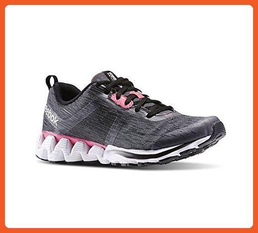 7ef67bea33629 New Reebok Women's Zigkick Force Running Shoe Gravel/Pink 6 ...