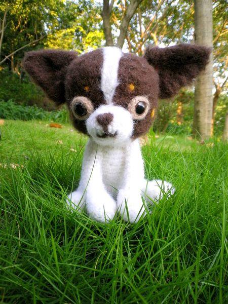 Mochi the Chihuahua Amigurumi from KATZ\'s Amigurumi by DaWanda.com ...
