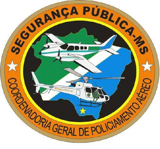 Polícia Militar, Corpo de Bombeiros Militar e Polícia Civil de Mato Grosso do Sul  - Coordenadoria Geral de Policiamento Aéreo