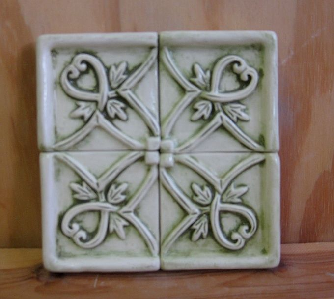 Decorative Relief Tiles Mesmerizing Basrelief Tiles  Kitchenbacksplash  Pinterest  Kitchen Inspiration