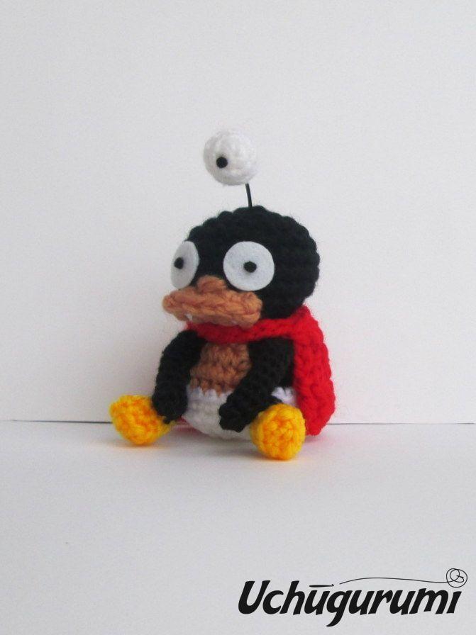 Nibbler Amigurumi (Futurama), by Uchugurumi | Uchugurumi Crochet ...