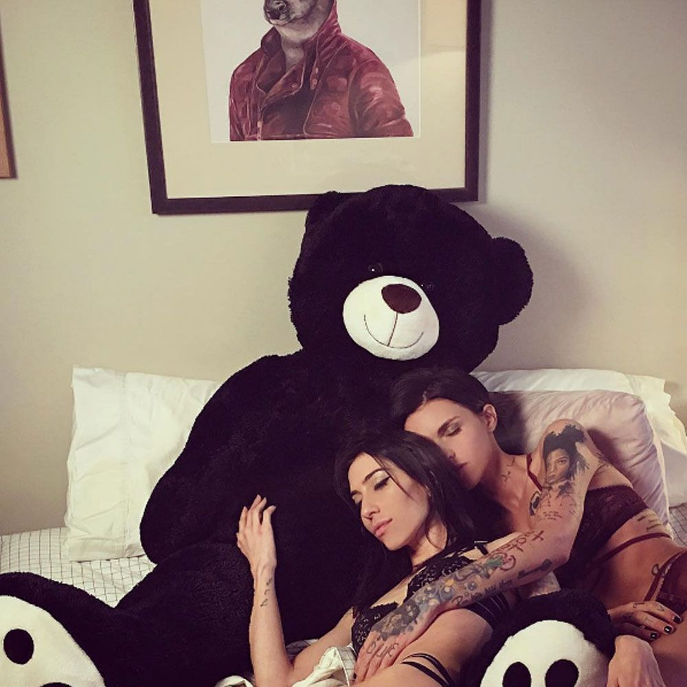 Are the veronicas bisexual