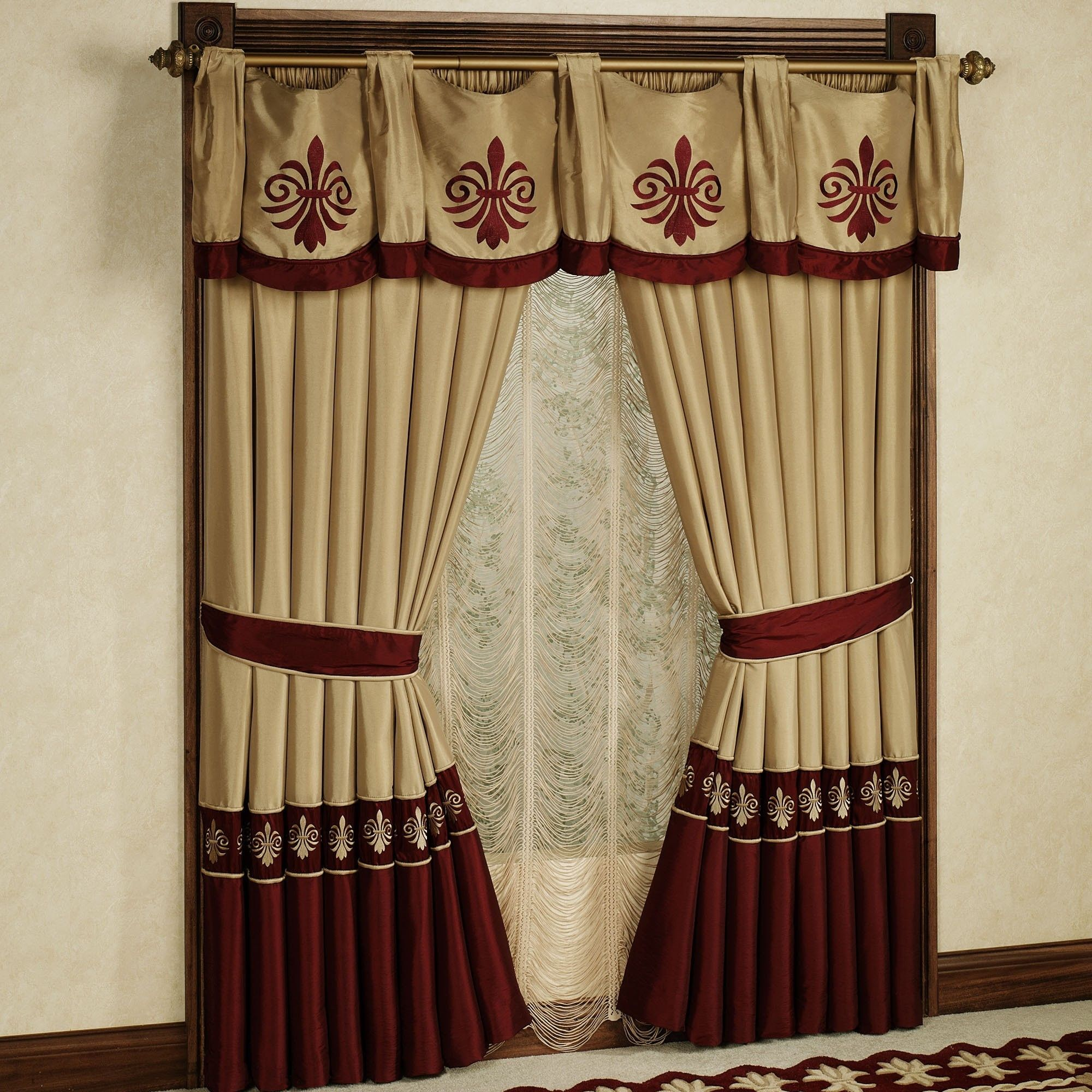 Window curtains designs pictures realtagfo pinterest