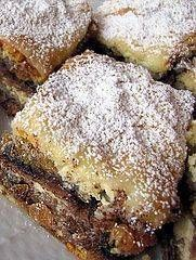 Serbian Fruit Torte/ Srpska Vocna Torta was something my Baba made all the time...