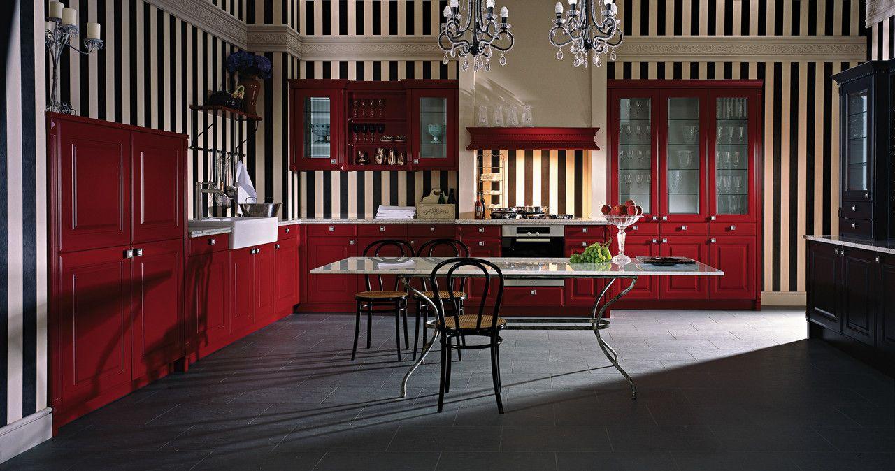 CALVOS-FS › Lack › Traditional Style › Küchen › Küchen | Marken ...