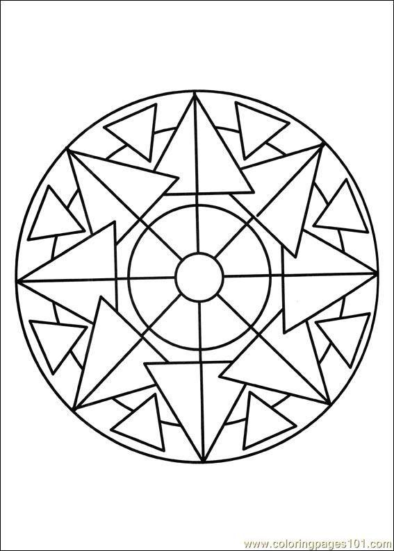 Elegant Painting Coloring Pages 61 Free Printable Mandala Coloring
