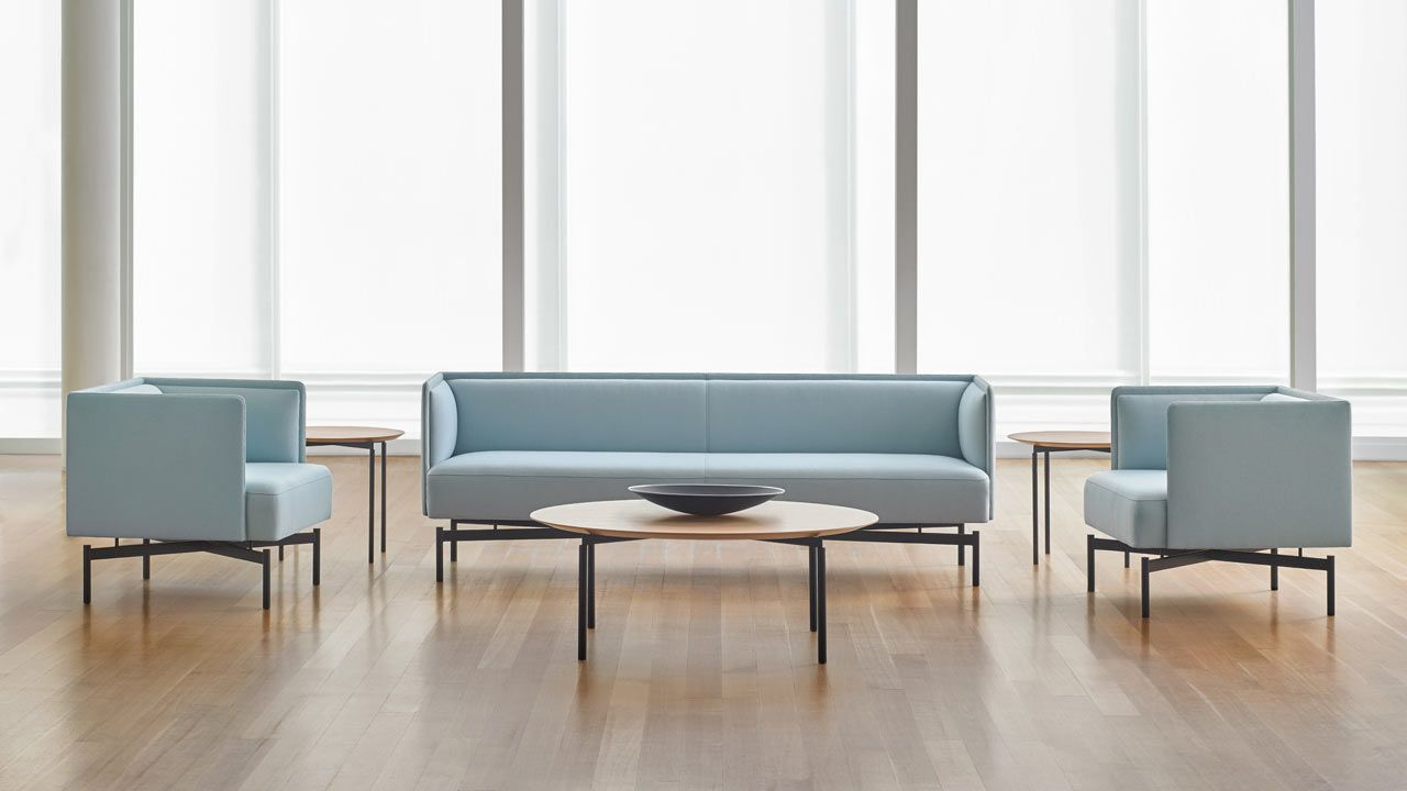 Bernhardt Design Releases Last Collection By Charles Pollock Sofa Design Lobby Furniture Office Furniture Modern