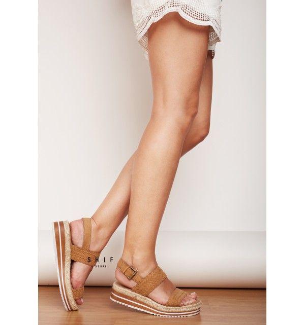 Sandalias Kayla Zapatos Camel Shif Vestidos Store Online Ropa Shop Ifv7gyYb6