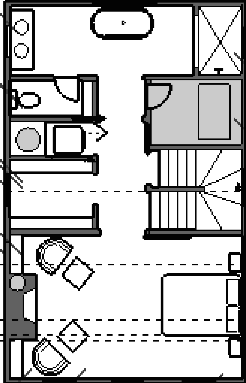 Best Third Floor Master Suite With Fireplace Walk In Closet 640 x 480