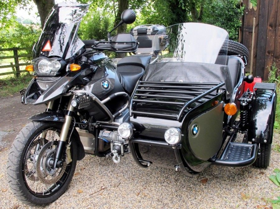 The Expedition Sidecar Bike With Sidecar Sidecar Motorcycle Sidecar