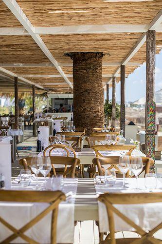 Beachouse Ibiza Beach Restaurant White Photography By Sofia Gomez Fonzo
