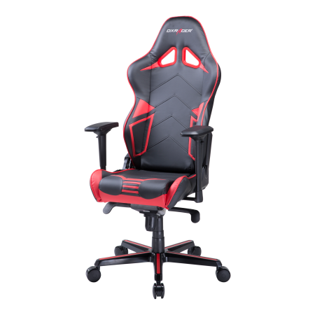 Dxracer Racing Series Black And Red Oh Rv131 Nr Ergonomic High Back Reclining Gaming E Sports Office Chair Walmart Com Sports Office Black And Red Office Chair