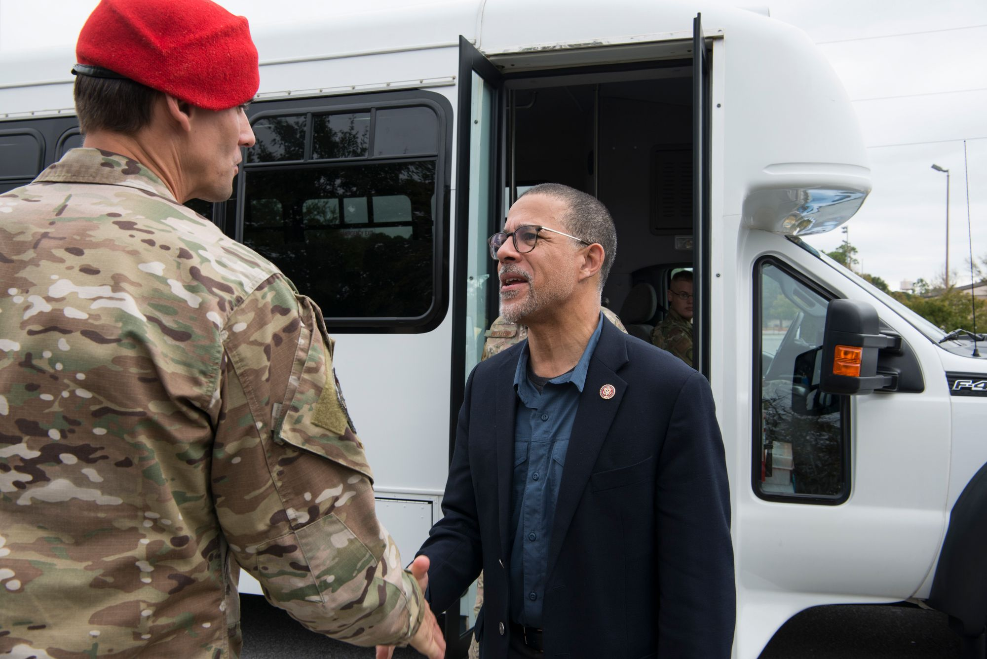 U.S. Rep. Anthony Brown, Vice Chair of the House Armed
