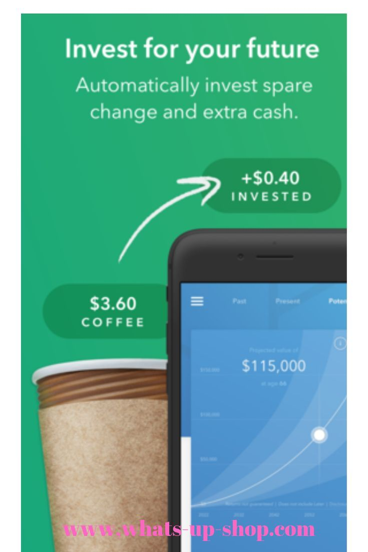 Acorns Investing App Save Money this year! Investing apps