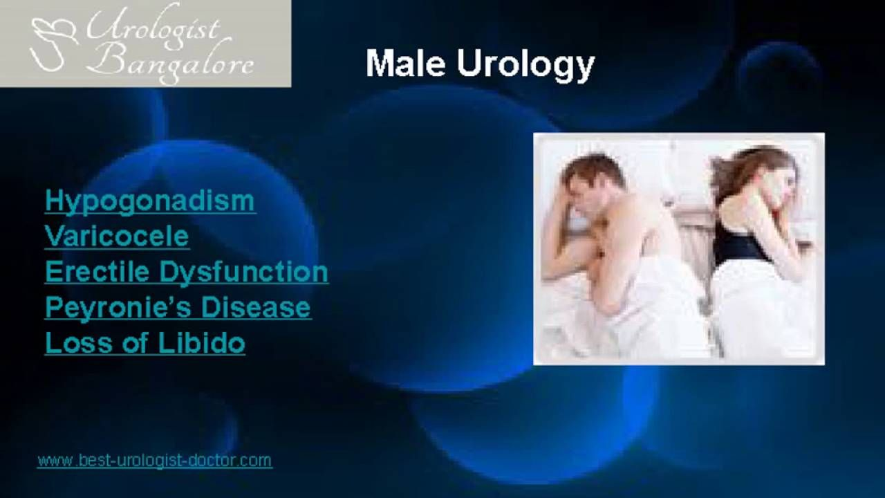 Urologist Bangalore Focuses On Analyzing And Managing Various Urinary Disorders We Are One Of The Good Urological Urologists Peyronies Disease Medical Science