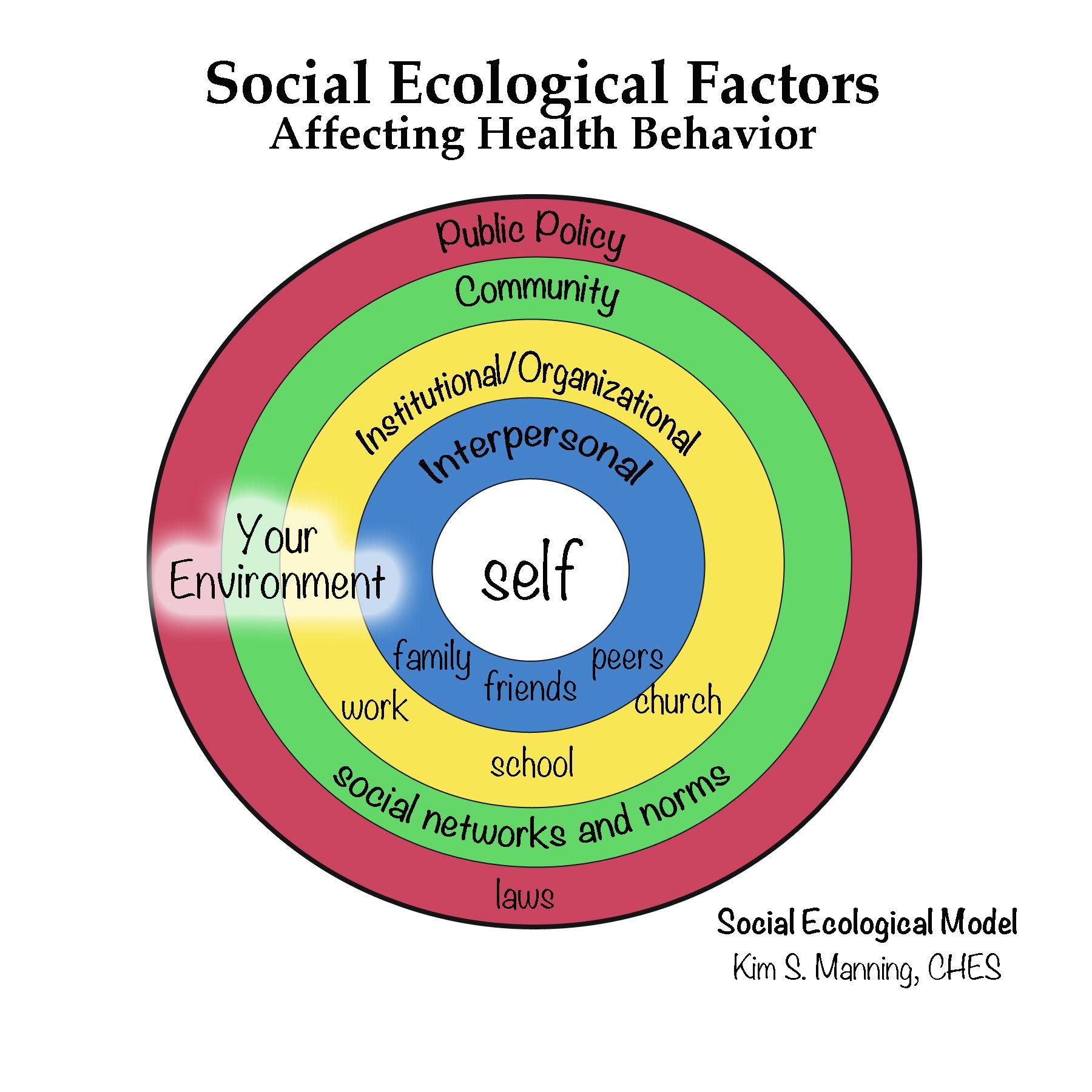 Fig Social Ecological Model