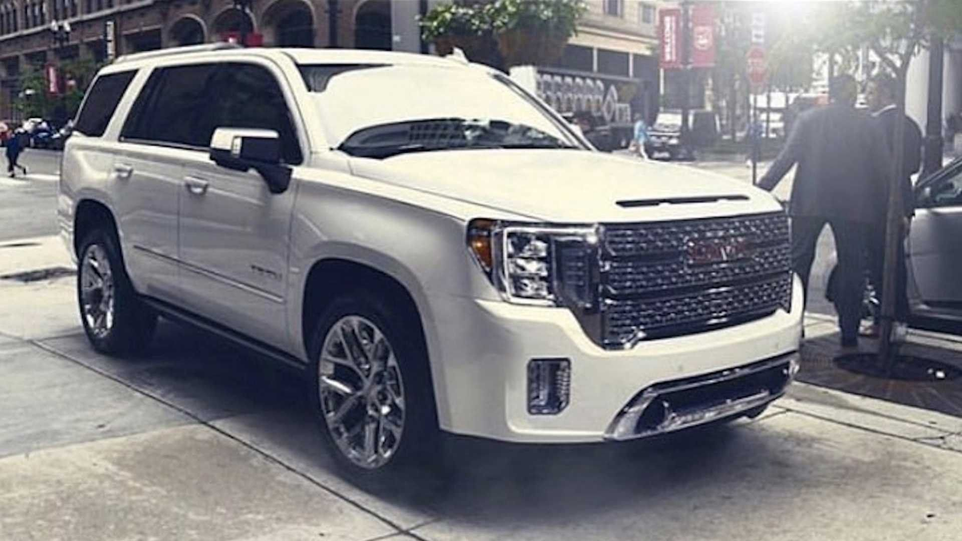 2020 Gmc Canyon Redesign And Concept In 2020 Gmc Yukon Yukon Denali Gmc Yukon Denali