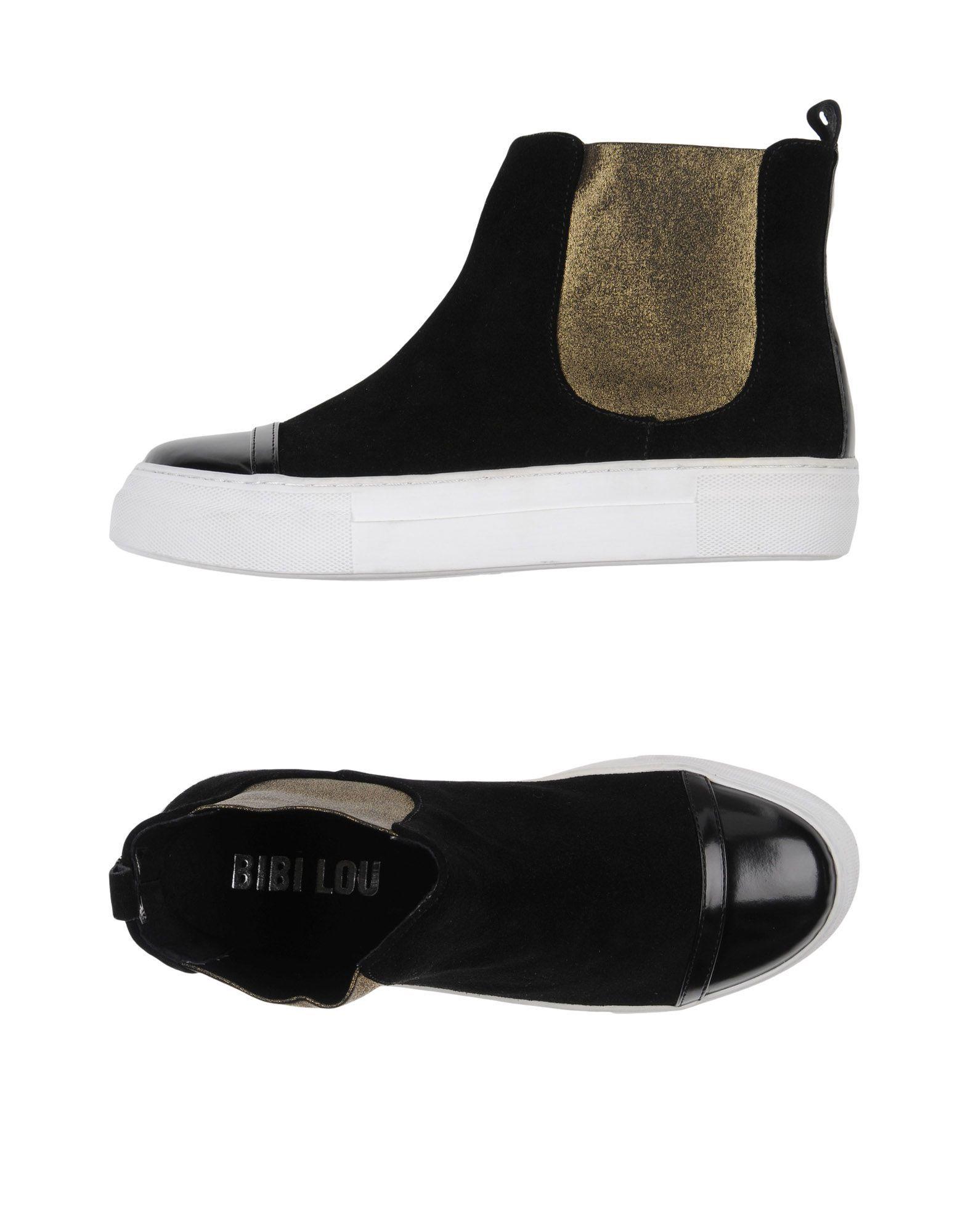 Chaussures - Haute-tops Et Baskets Bibi Lou Sortie Prix Pas Cher cRHHd4P