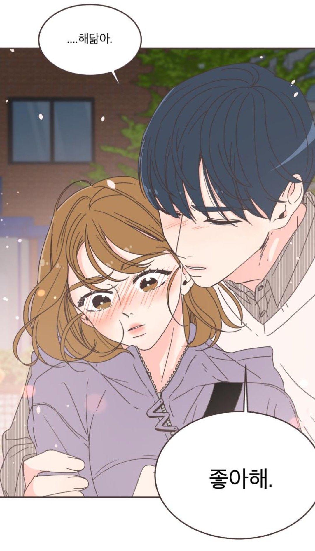 She's My Type | Manga anime, Manhwa, Komik romantis