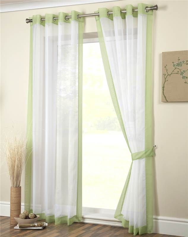 Cortinas modernas baratas cortinas pinterest for Cortinas blancas dormitorio