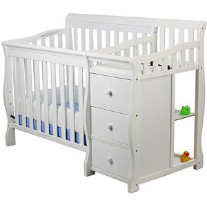 Baby Cribs For Small Spaces Crib With Changing Table Cribs