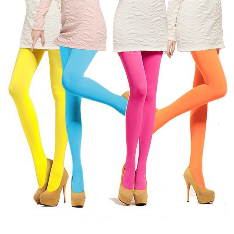 Hosiery & Socks Beautiful 2 X Dkny 30 Denier Appearance Ombre Tights In Coral Ombre Color Size Medium Terrific Value