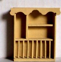 Let S Make A Dollhouse Plate Shelf To Hang On The Wall Doll Furniture Diy Barbie Furniture Tutorial Plate Shelves