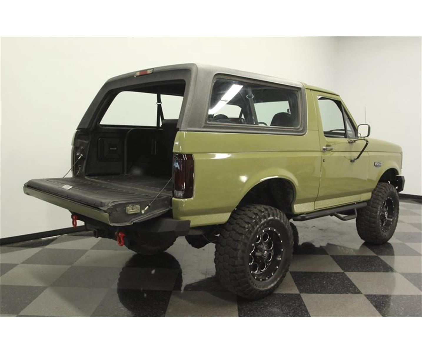 1996 Ford Bronco (CC1230115) for sale in Lutz, Florida in