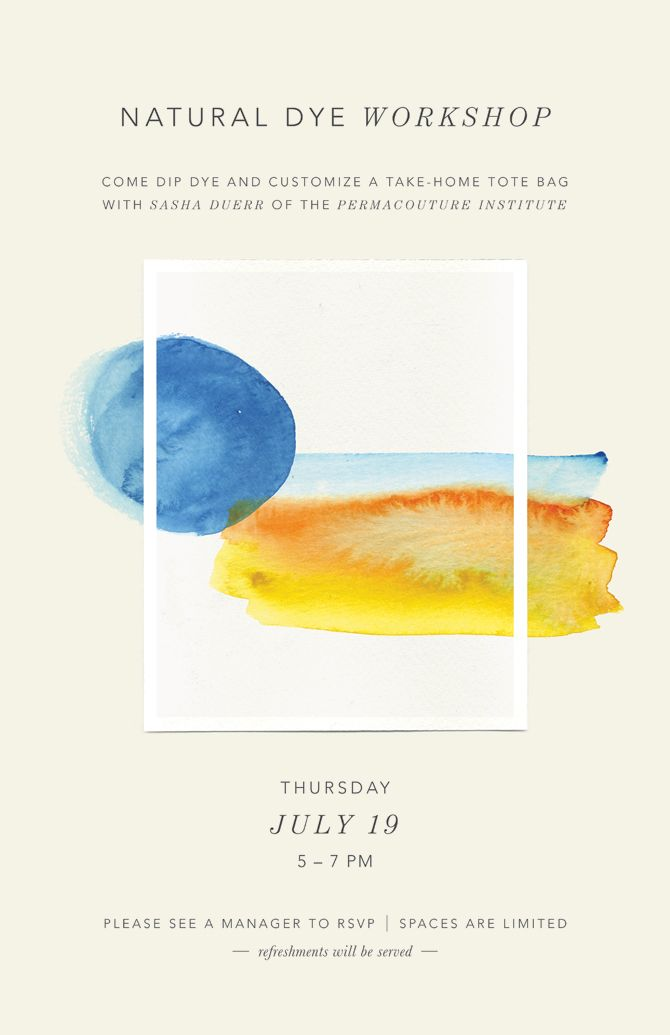 Tie-Dye Event - Jenna McBride : Graphic & Interactive Design