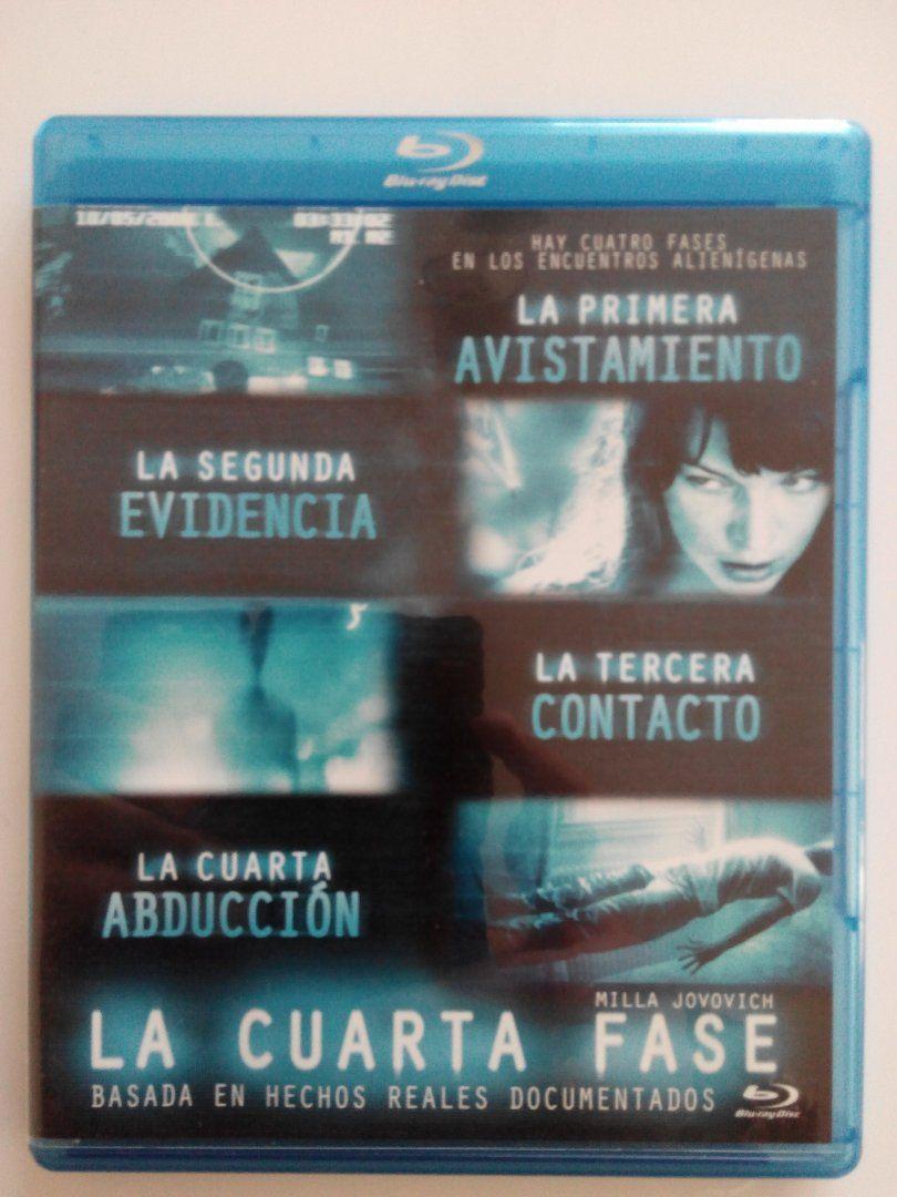 7,00€ · La Cuarta Fase · Película La Cuarta Fase en blu-ray. Se ...