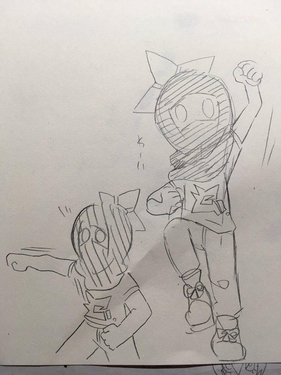 ARMS Ninjara fan by SONIC (@MD_SONIC) | Twitter