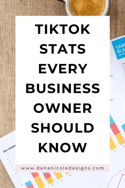 Essential Tiktok Stats Every Marketer Should Know In 2021 Marketing Strategy Business Social Media Calendar Social Media Strategies