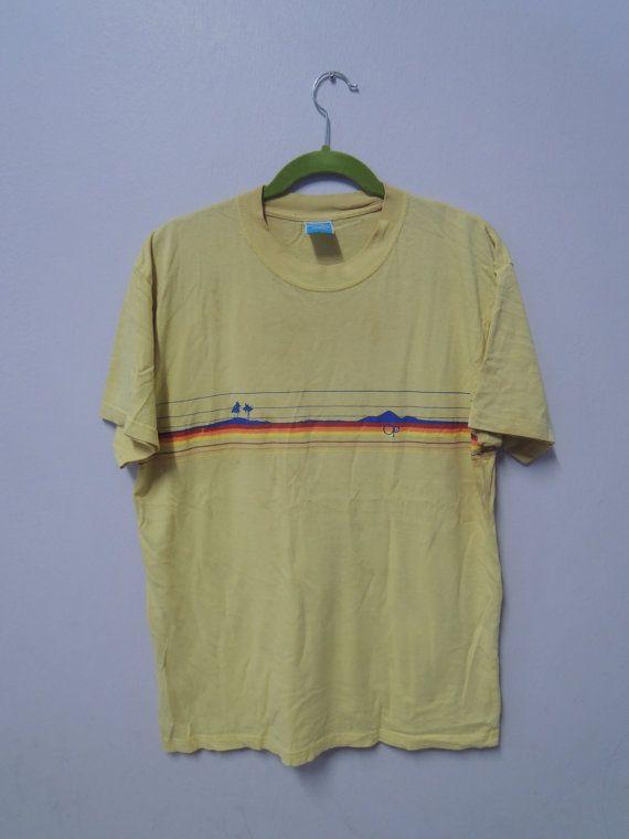 d5acbca4bdb02 Vintage 90's Ocean Pacific Sunwear T Shirt Sport Street Wear Swag ...