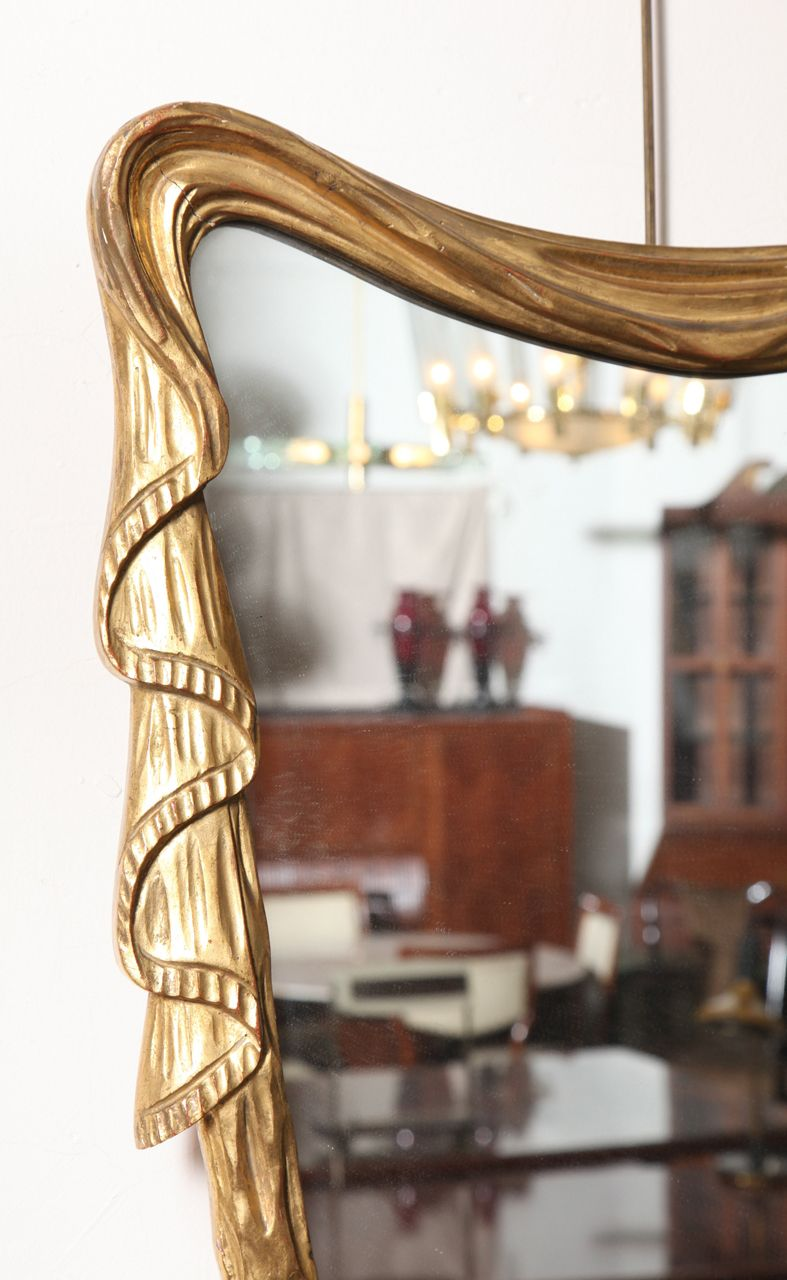 1stdibs.com | 1940's Borsani Mirror