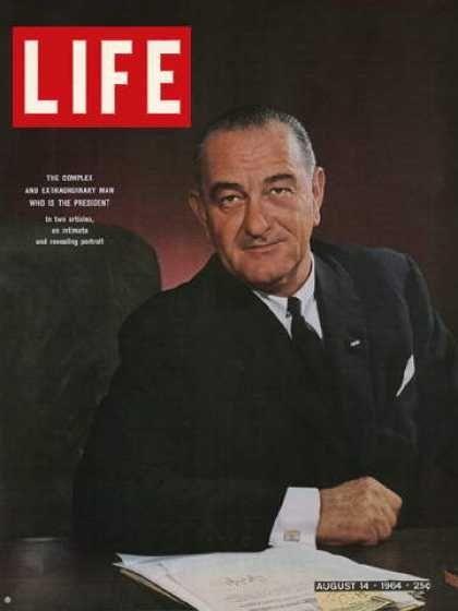 Life - President Lyndon B. Johnson