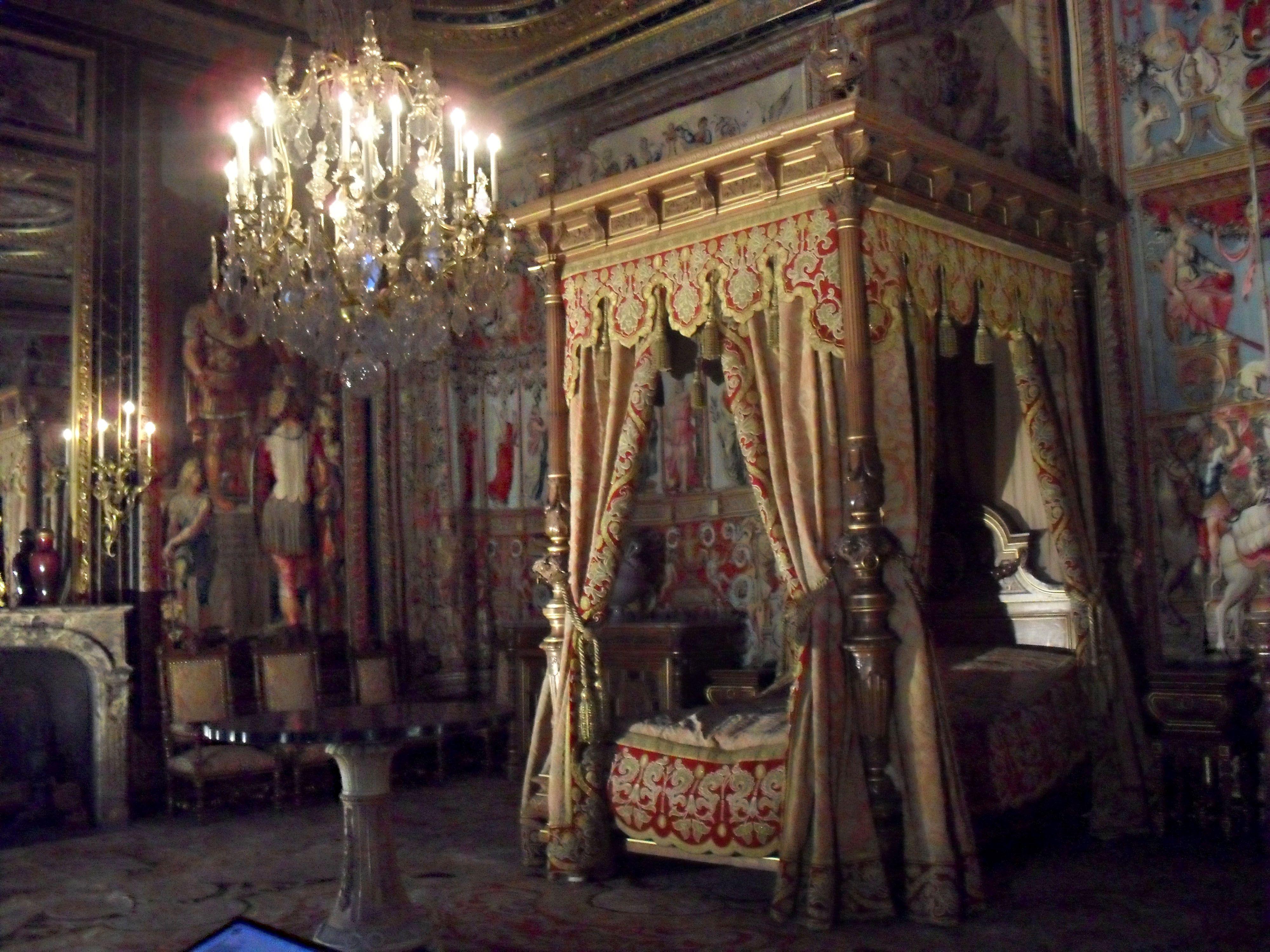 Medieval Bedroom Furniture Medieval Castle Bedroom