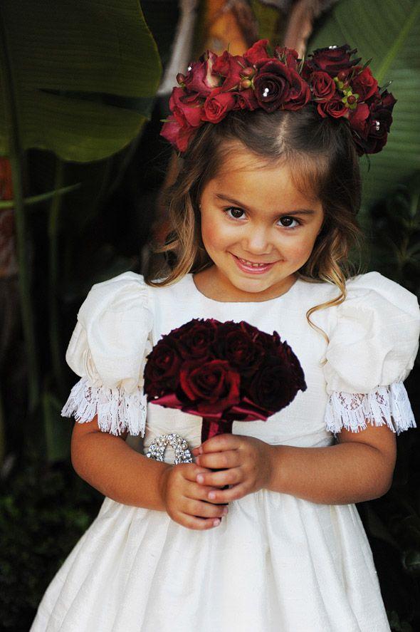Grace Ormonde Wedding Style Platinum Member  Flowers: Square Root, Irvine, CA;Event Planner: Details Details, Irvine, CA;Photography: Joe Latter Photography, Long Beach, CA  http://www.weddingstylemagazine.com/photo-galleries/children