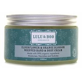 Elderflower & Orange Blossom Whipped Hand and Body Cream