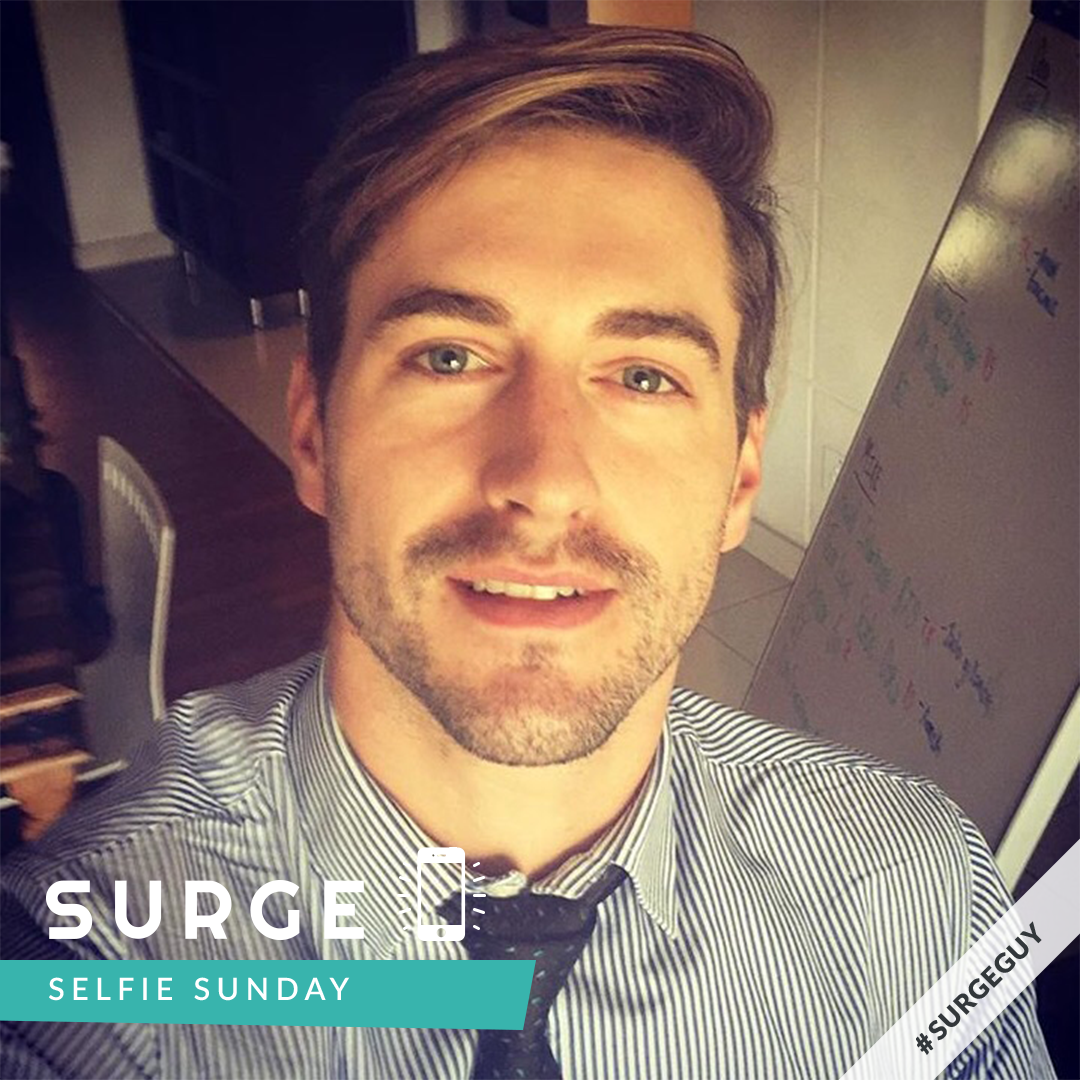 Meet hot Donovan 💙 Surge SelfieSunday Guy 💙 HR Consultant
