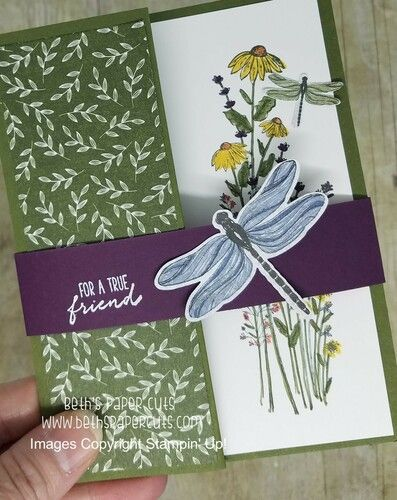 Dragonfly Garden Sneak Peek