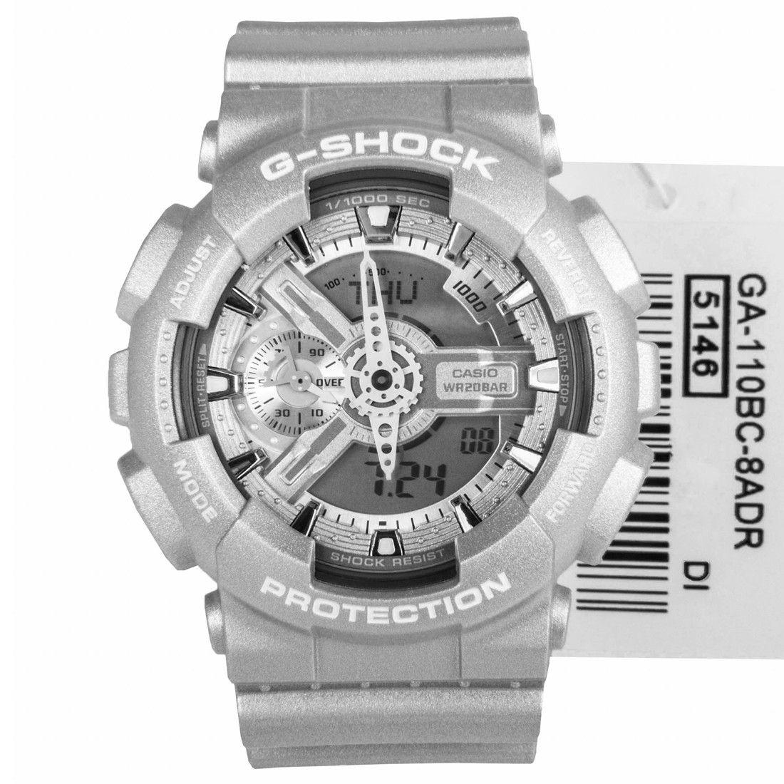 Casio G Shock Analog Digital Watch Ga 110bc 8a Ga110bc Stuff To 1000 8adr
