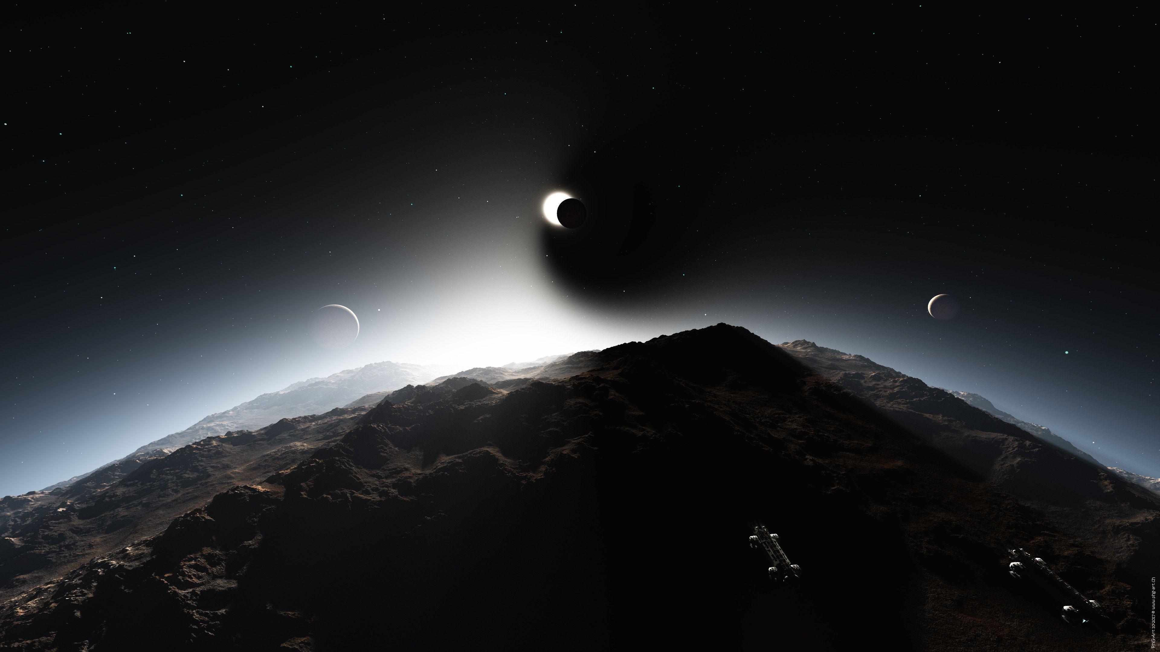 Exo-Eclipse - E