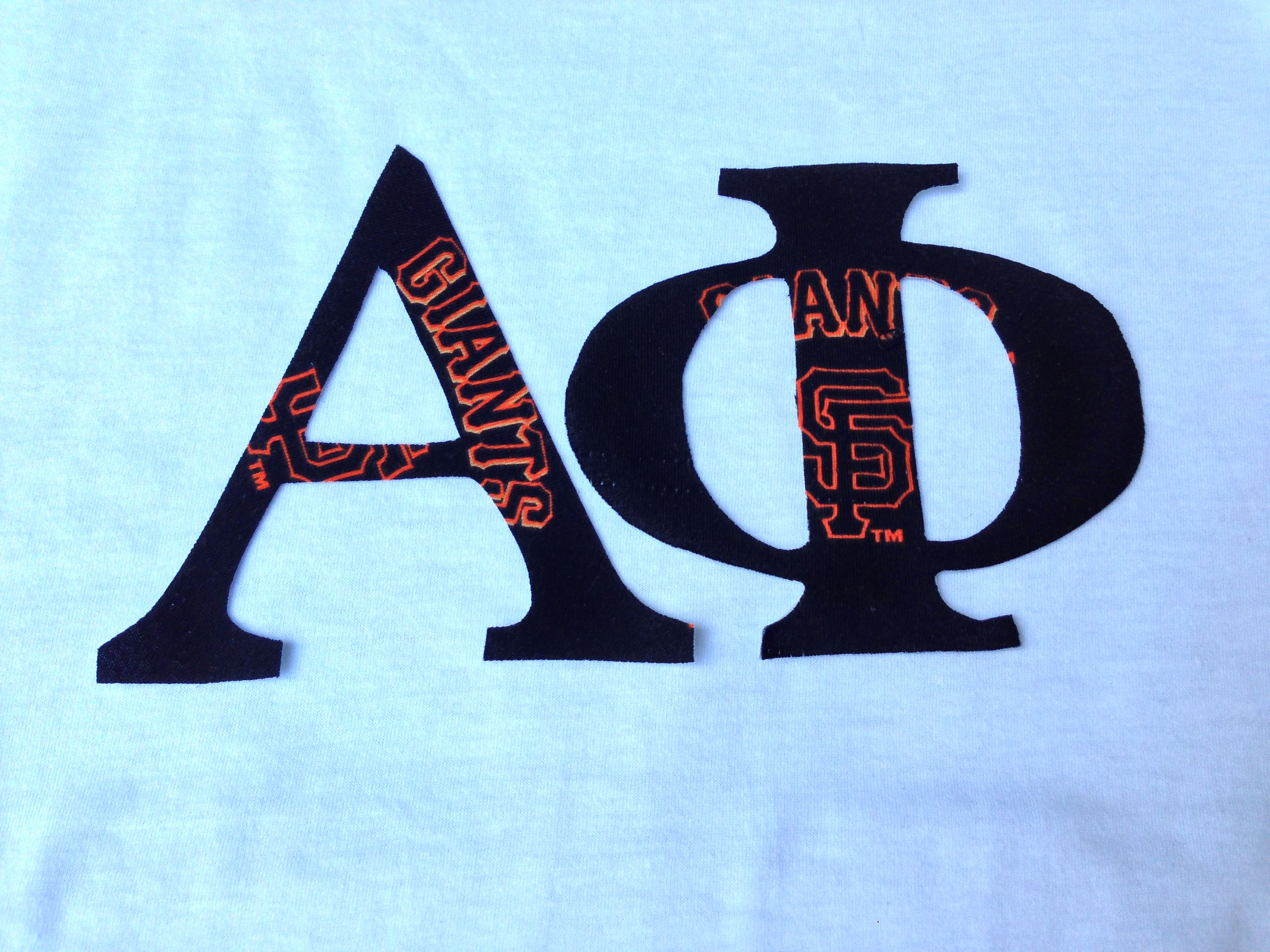 alpha chi omega letters san francisco giants letters baseball themed sorority letters greek letters pinterest san francisco giants chi omega and