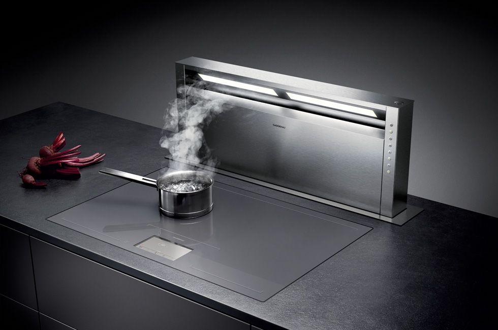 Al 400 Ventilation Gaggenau Kitchen Extractor Gaggenau Kitchen Ventilation