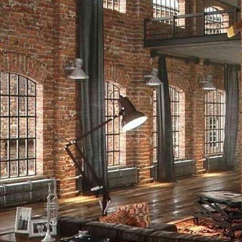 Brick designs & inspiration #brick #look #apartment #loft #home ...